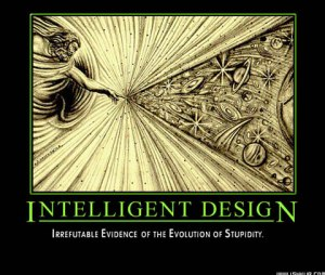 intelligent-design-poster