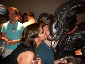 Those Skephicks love them some aliens.