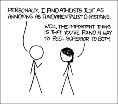 "Theis XKCD comic epitomizes ""agnostics"" for me"