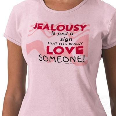 Jealousy and polyamory