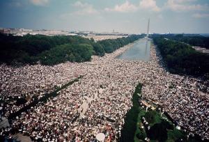 Washington DC, August 28th, 1963