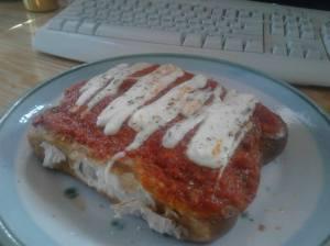 Pizza Pretzel!