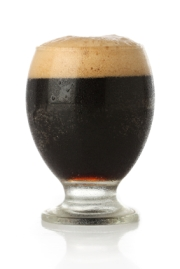 Russian Imperial Stouts tend to be very dark (and tasty).