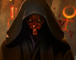 "Unfortunately for us, not all the ""bad"" are as easily identifiable and Darth Maul"